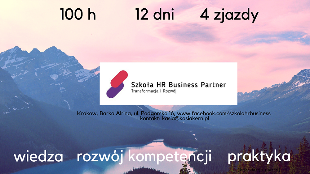 Transformational HR Business Partner School